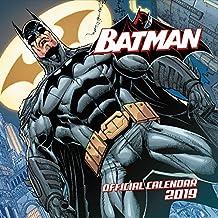 Batman Comics Official 2019 Calendar - Square Wall Calendar
