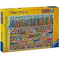 Ravensburger James Rizzi Puzzle (5000 Pieces)