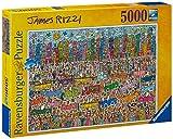 Ravensburger 17427 James Rizzi Puzzle 5000 pezzi