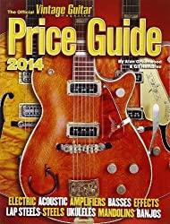 2014 Official Vintage Guitar Magazine Price Guide by Alan Greenwood (2013-11-21)