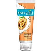 Everyuth Naturals Exfoliating Walnut Scrub, 200gm, Tube