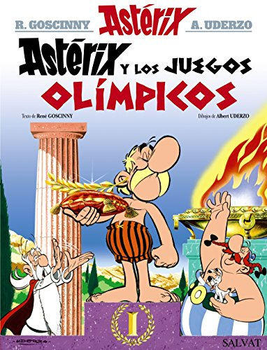 Astérix y los Juegos Olímpicos (Castellano - A Partir De 10 Años - Astérix - La Colección Clásica) por René Goscinny
