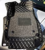 #5: Coozo 7D Car Mats For Ford Endeavour