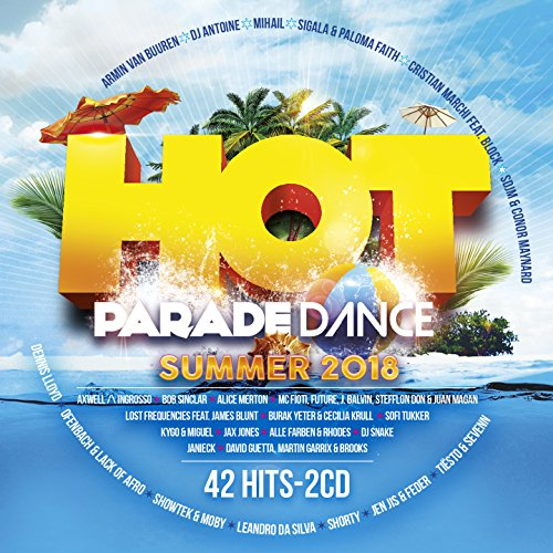Hot Parade Dance Summer 2018 [...