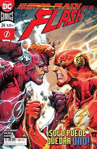 Flash núm. 38/ 24 (Flash (Nuevo Universo DC))