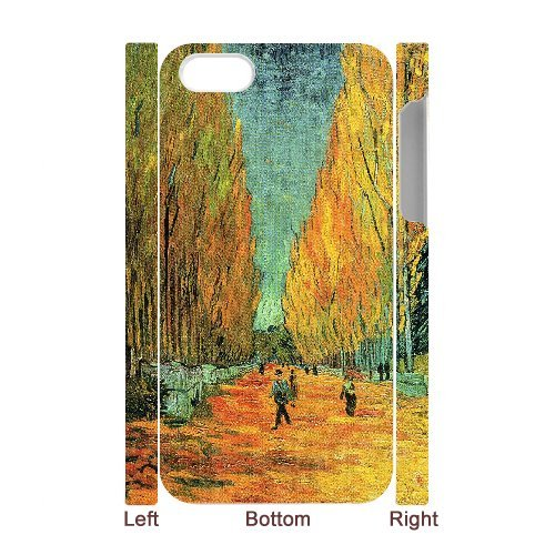 LP-LG Phone Case Of Van Gogh For Iphone 5C [Pattern-6] Pattern-4