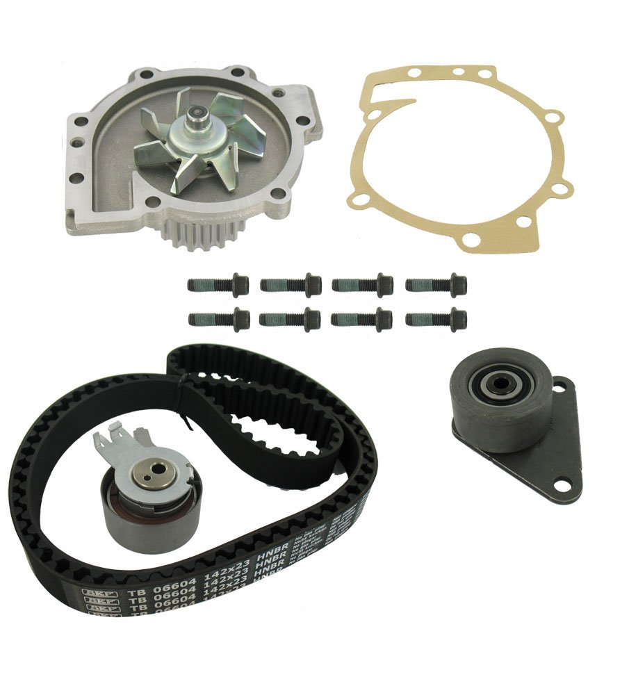 Correa De Distribucin Volvo S80 Montaje Recambios Averas Y Timing Belt For Amazon Es Skf Vkmc 06604 Kit Con Bomba Agua