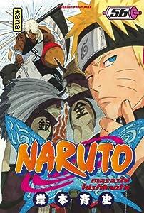 Naruto Edition simple Tome 56