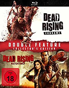 Dead Rising - Double Feature Collector's Edition - Uncut [Blu-ray]