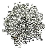 Beadsnfashion Seed Bugles Beads Silver (...
