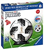 Ravensburger Adidas 2018 World Cup Football, 72pc 3D Jigsaw Puzzle®