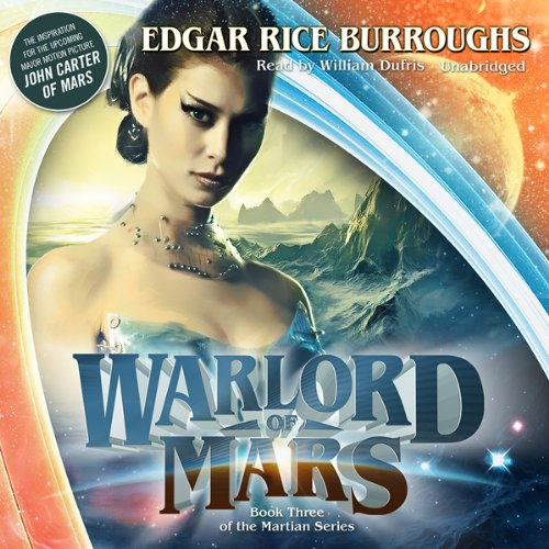 Warlord of Mars  Audiolibri