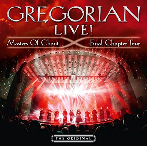 Live! Masters of Chant-Final Chapter Tour Tour Master