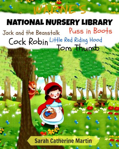 Warne's National Nursery Library (Comprising Red Riding-Hood, Puss-in-Boots, -
