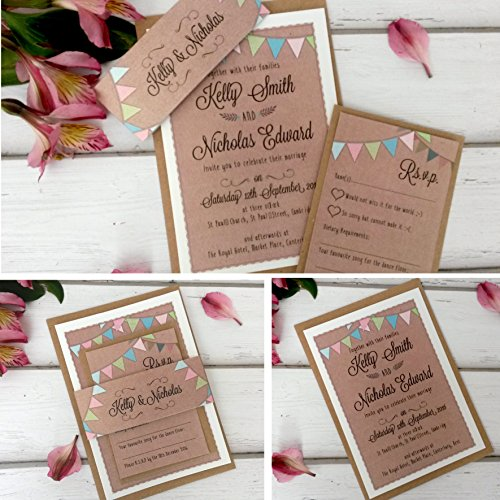 DIY Wedding Invitations: Amazon.co.uk