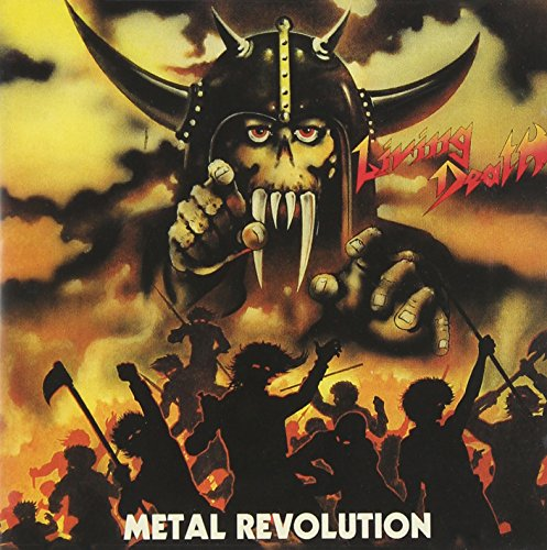 Living Death: Metal Revolution (Audio CD)