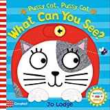 Pussy Cat, Pussy Cat, What Can You See? (Wiggle and Giggle)
