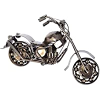 NABIL CREATION Stainless Steel Harley Davidson Replica Bike Toy,