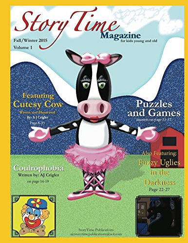 StoryTime Magazine: For kids young and old (English Edition)