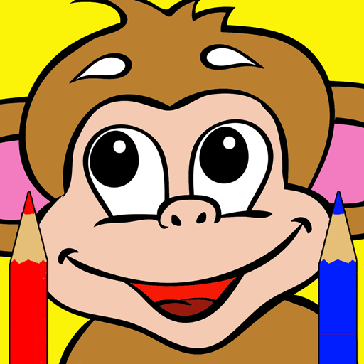 Coloring Book - Kids Doodle (Free) (Für Baby Kindle Apps Fire)