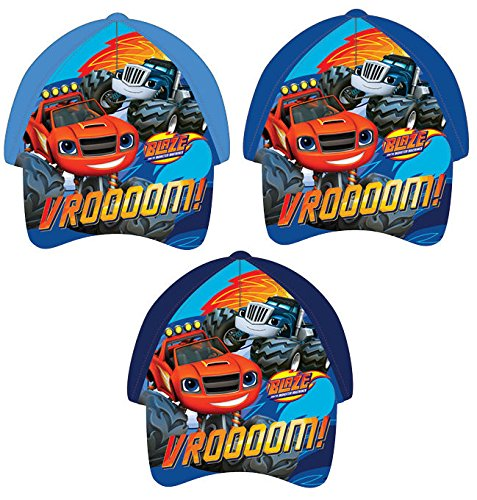 Gorra Blaze and the Monster Machines Vroom surtido
