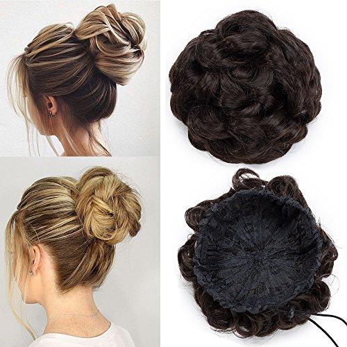 Haarteile Für Hochsteckfrisuren Echthaar Was Einkaufende