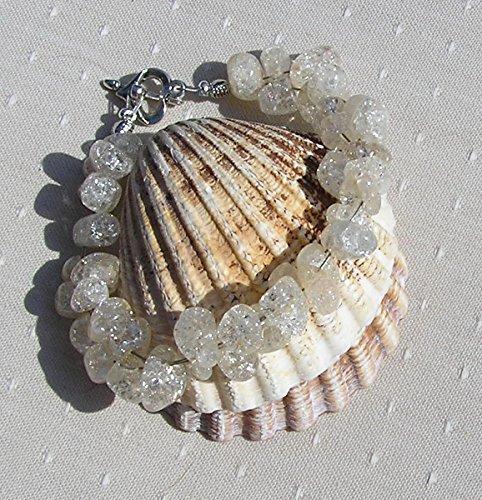 yellow-crackled-quartz-gemstone-chunky-bracelet-zesty-delight