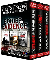 Bodies of Evidence (True Crime Box Set) (Notorious USA Book 1)
