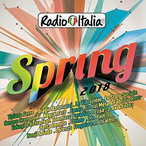 Preisvergleich Produktbild Radio Italia Spring 2018