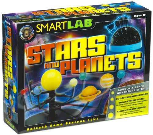 SMARTLAB-Stars-and-Planets