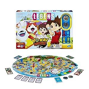 Hasbro Juegos b6493100-Parte de la Vida Yokai Watch, Familia Parte