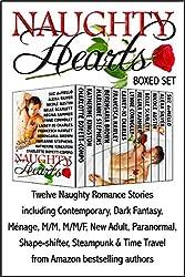 Naughty Hearts: Twelve Naughty Romance Stories
