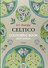 Idea Regalo - Art therapy. Celtico. Colouring book anti-stress