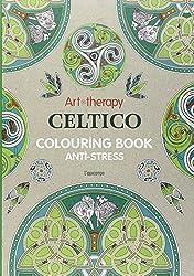 Art therapy. Celtico. Colouring book anti-stress