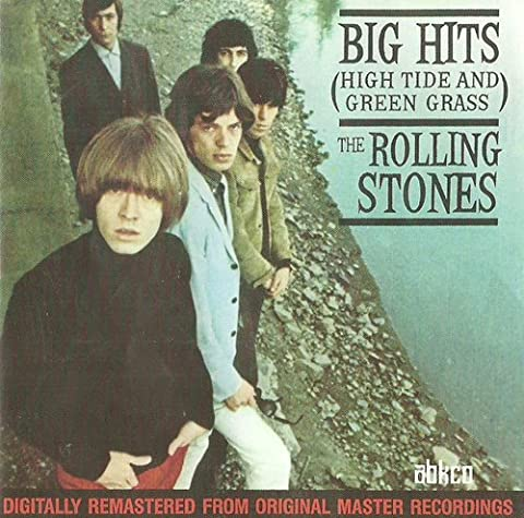 incl. (I Can't Get No) Satisfaction & More (CD Album The Rolling Stones, 12 Tracks)