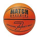John 58140 - Basketball Match, Größe 7