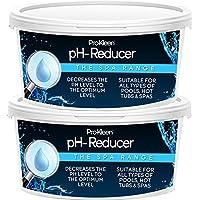 Riduttore PH Sodium Bisolfato 2 x 2.5 kg Jacuzzi spa livello ottimale  granuli 1882a70e060eb