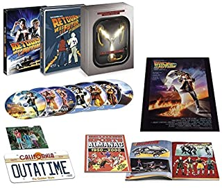 Retour vers le futur - Trilogie [Collector Flux Capacitor - Blu-ray + DVD + Copie digitale + Goodies] (B010VUFKEE) | Amazon price tracker / tracking, Amazon price history charts, Amazon price watches, Amazon price drop alerts