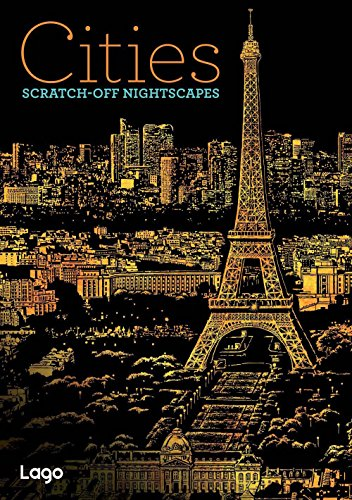 Cities: Scratch-Off Nightscapes