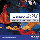 The Art Of Laurindo Almeida - Works By De Visee, Galilei & J