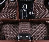 SHITI Auto Fußmatten Teppich für IX30 IX35 Accent I20 Elantra Rio Sportage Cerat Auto Matte