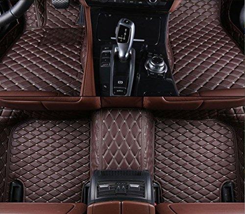 1set Personalizado Alfombrilla para el coche para BMW 316i 316Li 320i 320Li 328i 328Li 335Li M5 M6 M3 X6 X5 X3 X1 alfombra