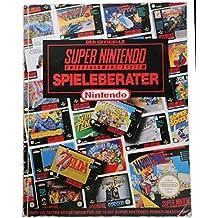 1x SNES Spieleberater 1 - Offizielles Lösungsbuch / Offizieller Spieleberater für SNES Super Nintendo Spiele (deutsch)