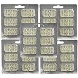spares2go Lufterfrischer Parfum Tablet Sticks für Vorwerk Staubsauger Beutel (Pack von 6, 12, 18, 24oder 30) 30 Air Freshener Tablets