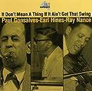 Earl Hines Plays Duke Ellington Volume Two