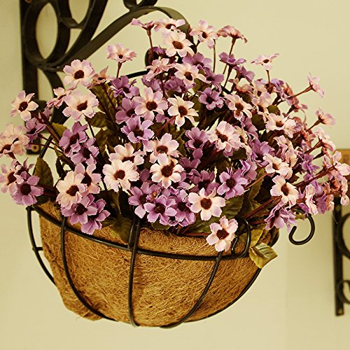 Lx.AZ.Kx Emulazione Home Kit fiore le pareti sono decorate con motivi floreali per montaggio a parete di un idilliaco decorazioni a parete della navicella Green-Sikc emulazione)
