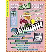 peer midi power Vol. 7 Schlager Party - Klavier/Midi-Files (Noten)