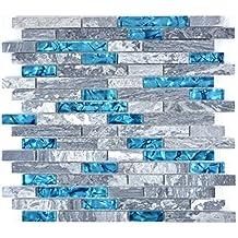 Suchergebnis Auf Amazon De Fur Mosaikfliesen Bad Blau