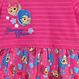 Shimmer & Shine Girls Genies Dress Ages 2 to 10 Years