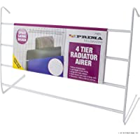 New 4 Tier Radiator Airer Dry Clothes Drying Rack Hang Lightweight Towel Laundry